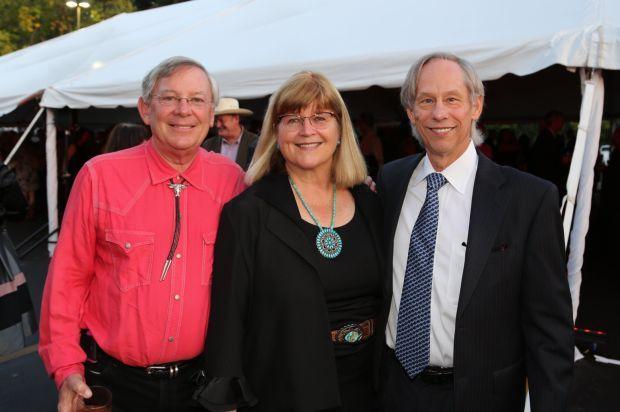 Michael and Michelle Isseerman, Steve Wilhelm