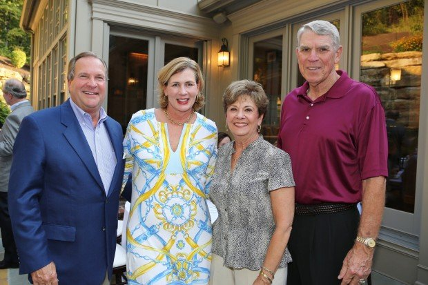 Joe Imbs, Nancy Schnoebelen, Mary Beth and Jerry Daniels