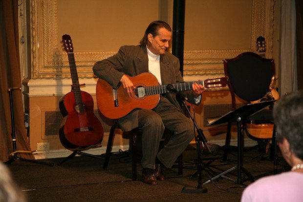 St. Louis Classical Guitar Society 50th Anniversary Gala