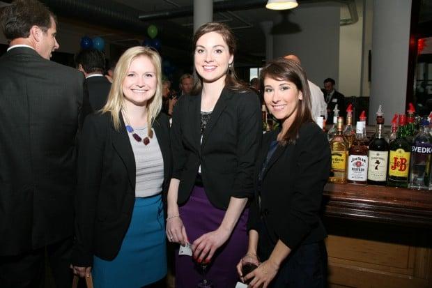Amanda Ward, Beth Hamling, Kelsey Konrad