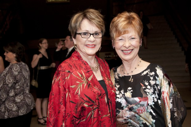 Carol Roberson, Karen Gedera