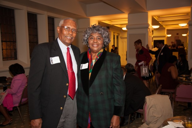 Robert and Thelma Glasper