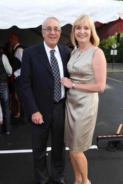 Dr. Ben and Linda Goldstein