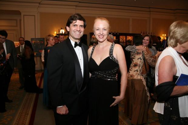 Eric and Kristen Ruttencutter