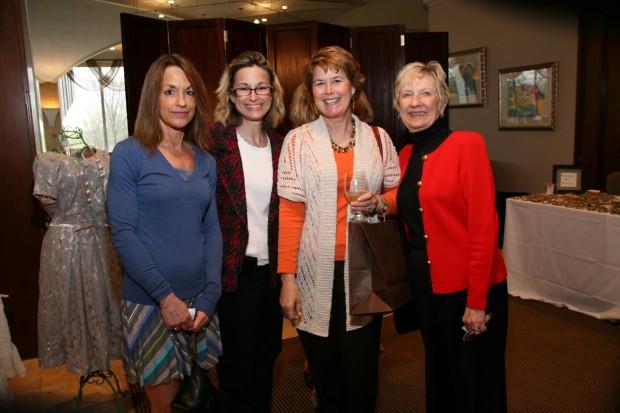 Carolyn Traeger, Linda Ceriotti, Jennifer Yuan, Sharon Bader
