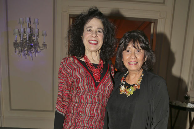 Sandra Kaplan, Mary Strauss