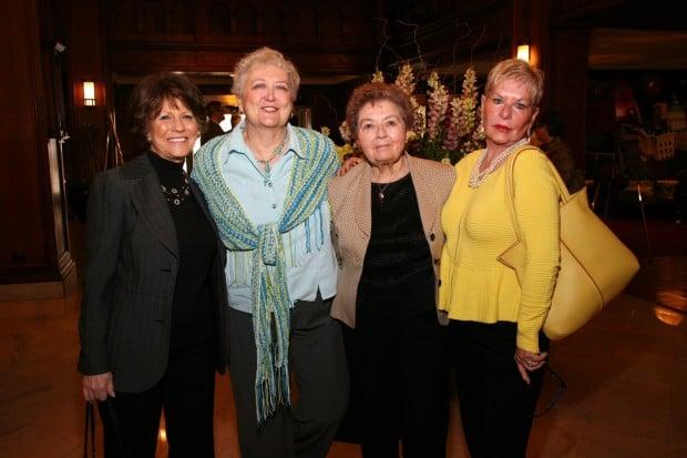 Judy Quigley, Karen Keske, Orlanda Kuether, Linda Weaver