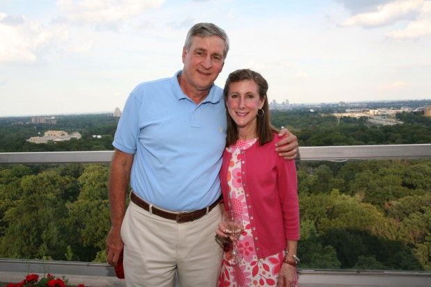 Robert and Susan Hoffman