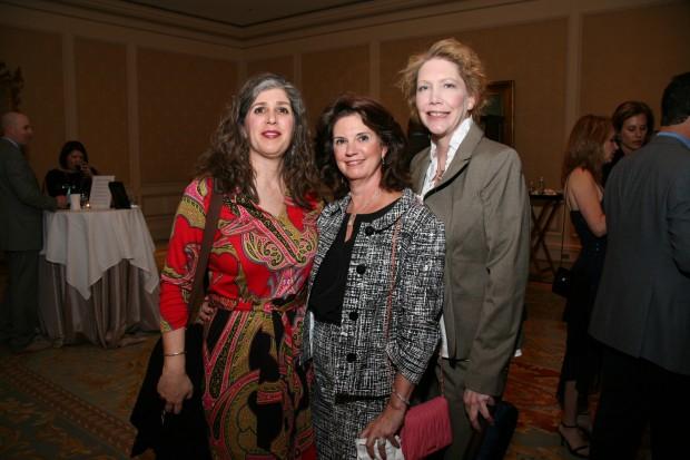 Wendy Knudsen, Judy Kent, Julie Rembe