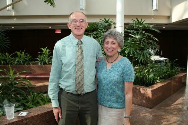 John and Carol Waide