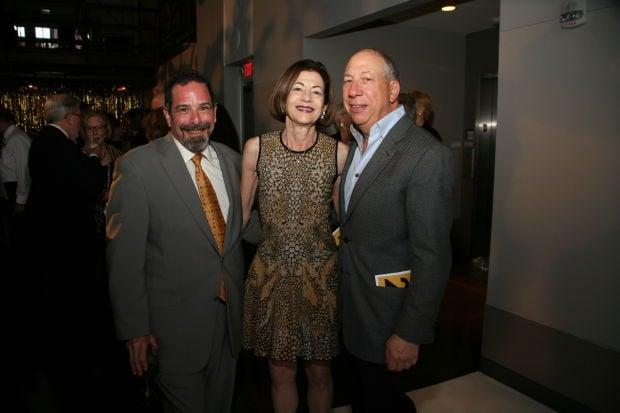 Mont Levy, Cathy Barancik, Steve Novik
