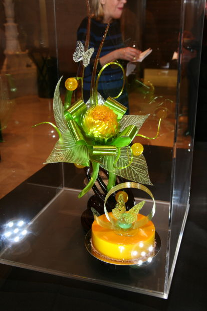 Interpretation of The Jungle Book by Rudyard Kipling, by Chef Nathaniel Reid of The Ritz-Carlton