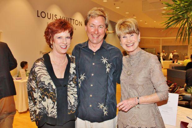 Christine Henry, Bob Thompson, Penny Bari