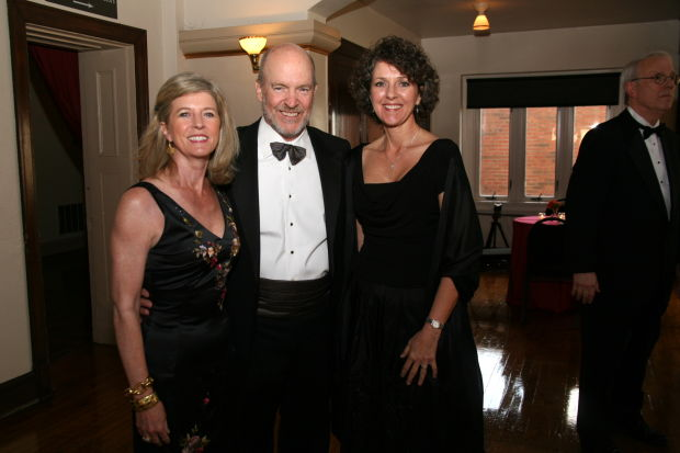 Sharon and Dale Fiehler, Julie Plowman