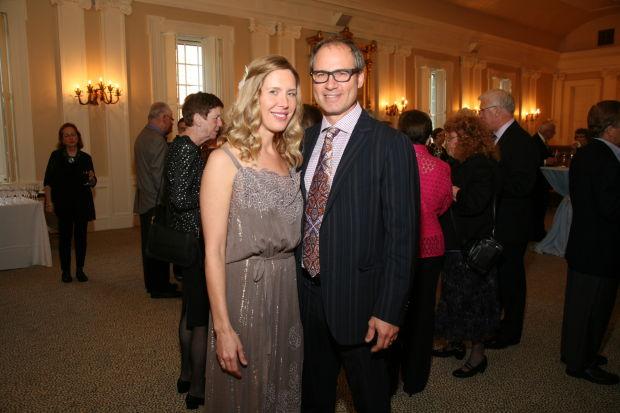 Heidi and Erik Harris