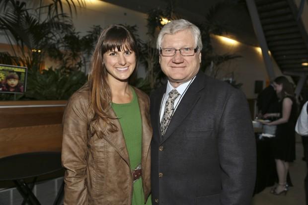 Dana Borchert, Ron Fromm