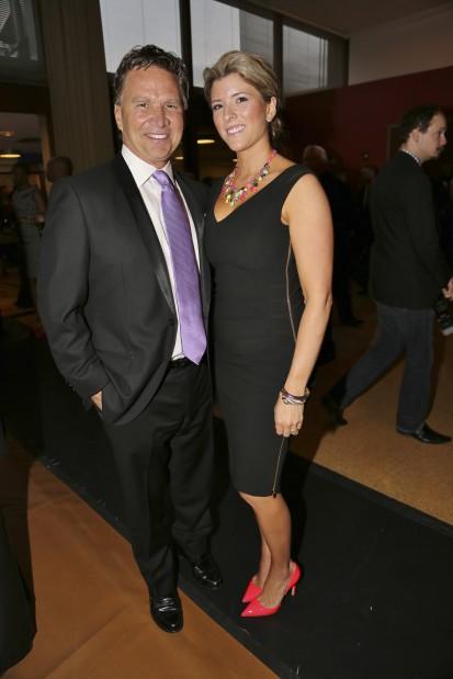 Ron Krusewski, Tiffany Buchholz