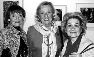 Marilyn Lipton, Joan Wendt and Barbara Goodman