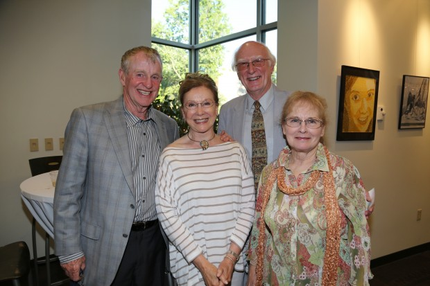 Dr. Gary and Jane Hargrove, Joneal and Janie Joplin