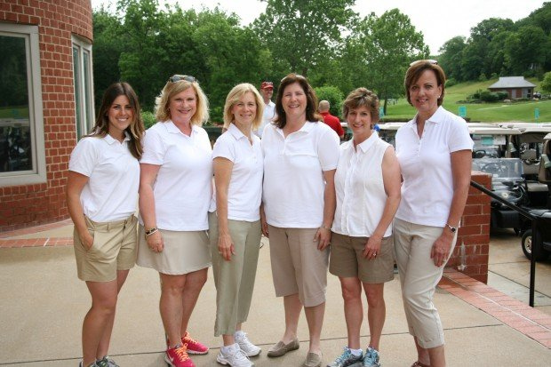 Jennifer Mosley, Dianne Waldron, Eva MacKoul, Michelle French, Ellen Linxwiler, Patty Reed