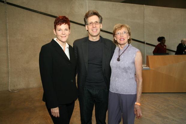 Jill Downen, Charles Schwall, Joan Falk