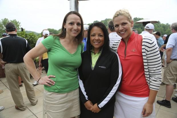 Cristin Battles, Missy Tobias, Dana Ferrick