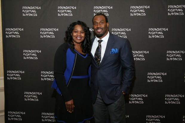 Rhonda and Steven Jackson