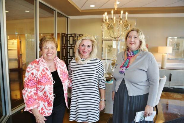 Pat McKinnis, Bette Mueller, Karen Musick