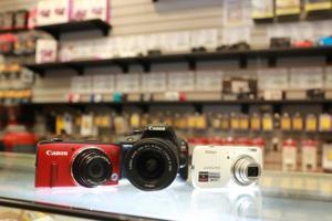 Schiller's Camera - Cameras