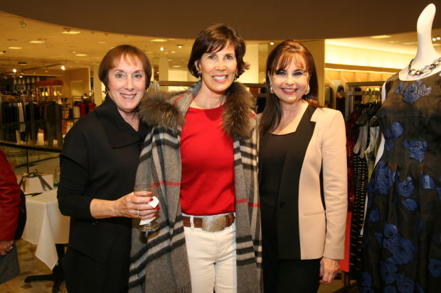 Susan Witte, Dana Pohlman, Shelley Marglous