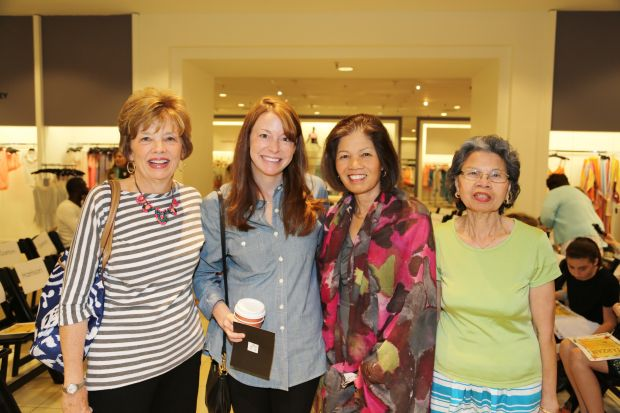 Nancy and Julie Waters, Thiem Flynn, Thuy Vu