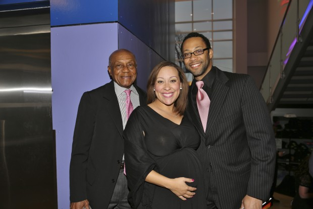 Donald Suggs, Rachel and Jermal Seward