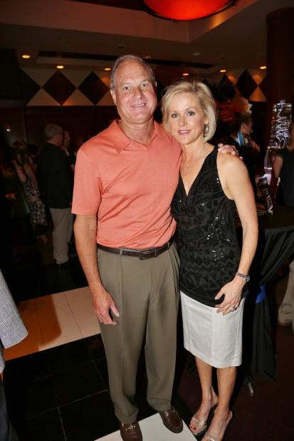 Brad and Ellen Frecho