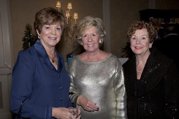 Juanita Rappold, Judy Toombs, Janene Bittick