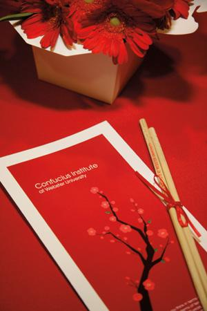 Gatherings and Galas: Webster University's Confucius Institute