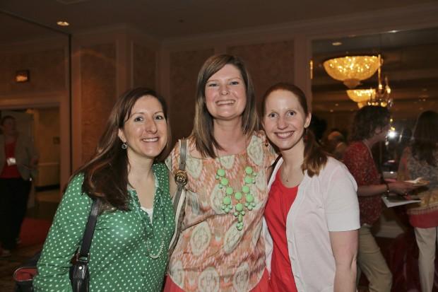 Jen Hunter, Jenny Reid, Meredith Sheth