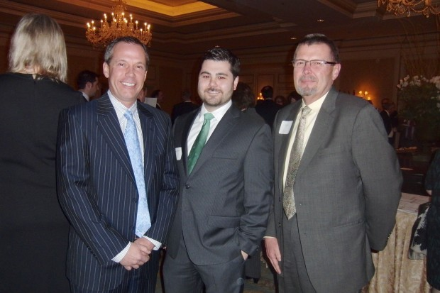 Jay Wind, Richard Schuessler, Dennis Bell