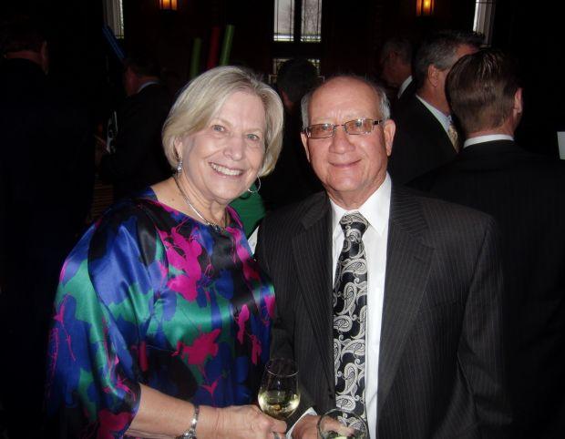 Jeanette and Ken Sloan