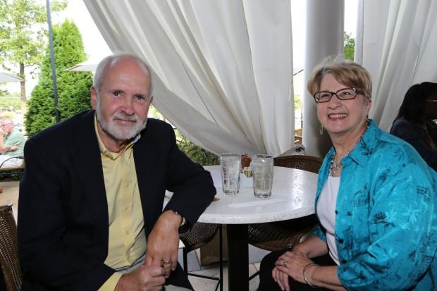 David and Marilyn Fitzgerald