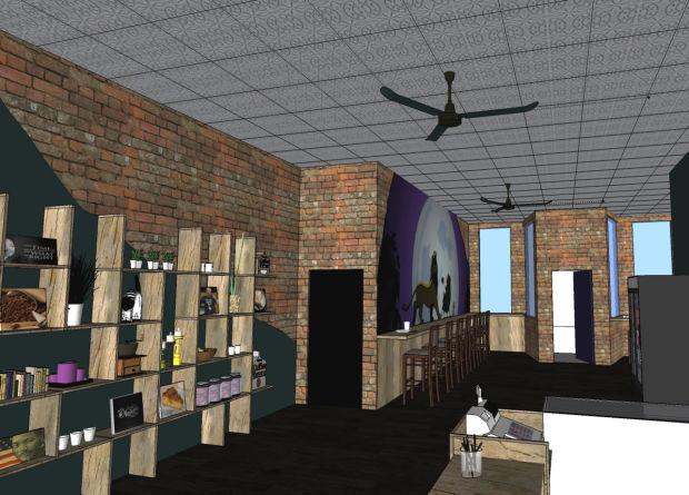 Green Gourmet MLK Cafe - Interior-2.jpg