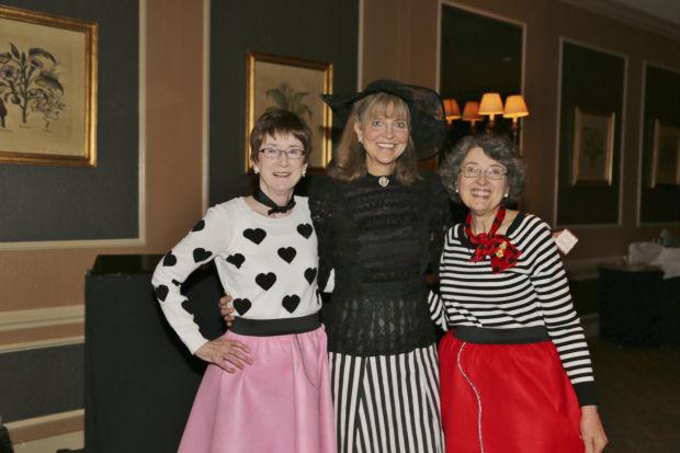 Margaret Schmidt, Becky Bowling, Rebecca Tower