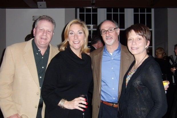Marc and Nancy Kessler, Bruce Levin, Lynne Rieger