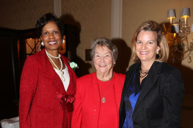 Cheryl Jones, Betty Sims, Lisa Imbs
