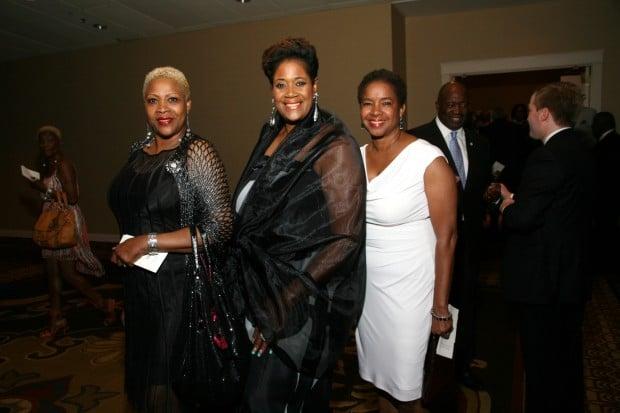 Darlean King, Denise Thimes, June Fowler