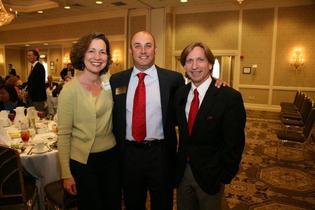 Dr. Katherine Weilbaecher, Howard Sher, Michael Pepper