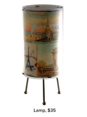 Lamp, $35