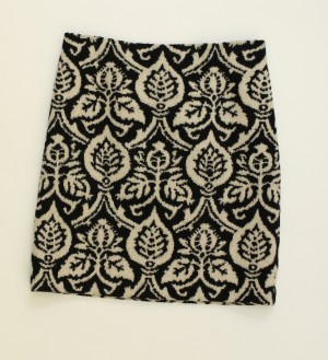 trend Skirt, $198, J. McLaughlin