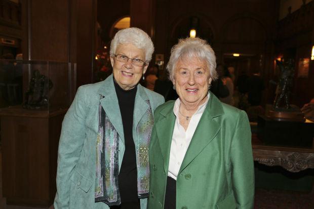 Linda Nevlin, Joan Sheppard