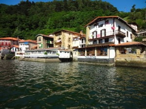 Fishing village of Pasaia