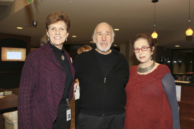 Jean Cavender, Kenneth and Susan Balk